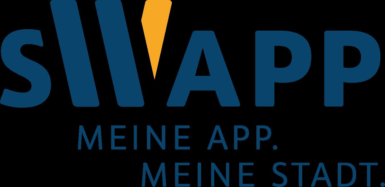 Logo der Stadtwerkegruppe Delmenhorst App